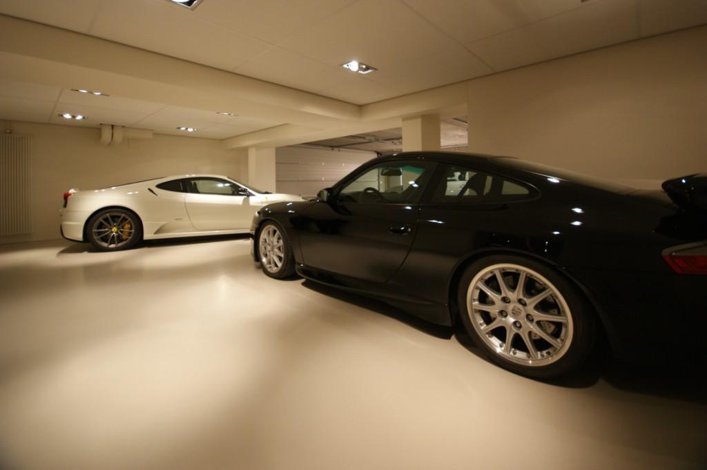 Garage afwerking Bergen op Zoom