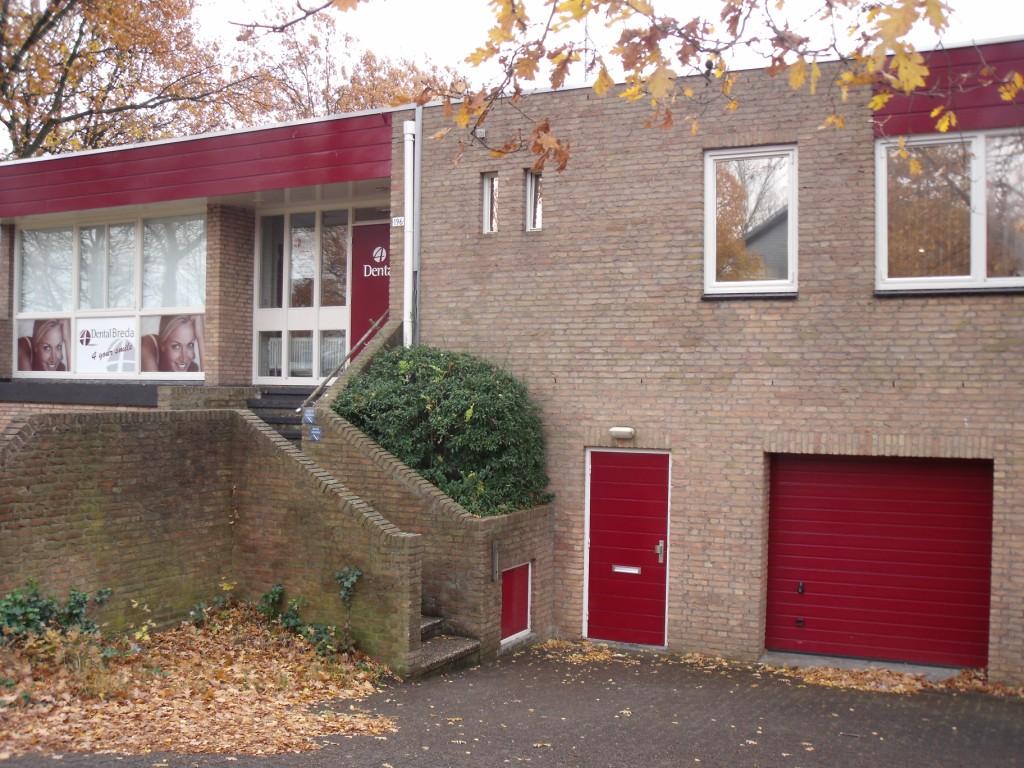 Bedrijfspand Breda