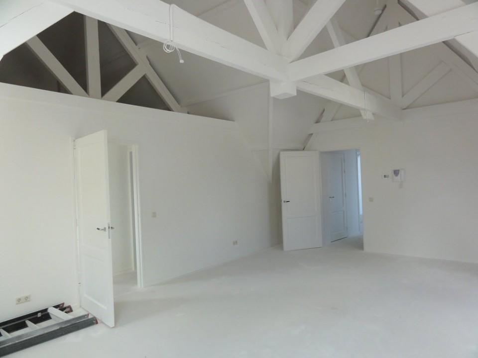 Verbouwing historisch pand, Bergen op Zoom – verdieping 2